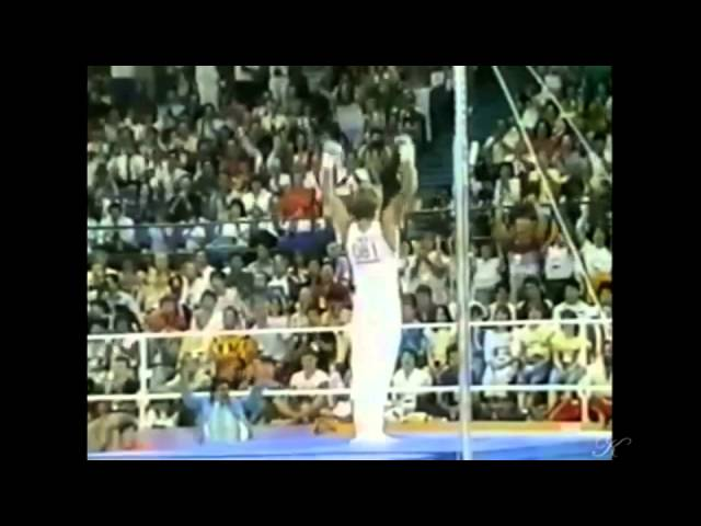 Top 7 Most Epic American Gymnast Performances