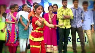 ETV PLUS ( JIL JIL JIGA ) Funny Game show @ SV Colleges