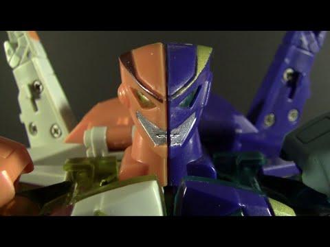 Animated Safeguard (Jetfire & Jetstorm) (Random Review)