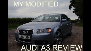 Audi A3 Review!!!