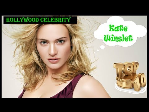 Actress Kate Winslet top 10 clicks collage | Hollywood celebrities