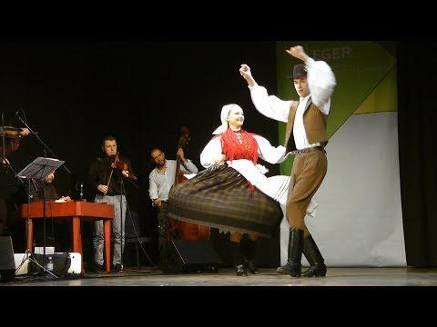Mercédesz és Lőrinc - Ördöngösfüzesi páros táncok