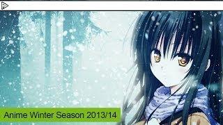 Anime Winter Season 2013/14
