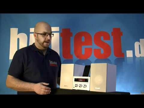 Video Review: Mini-Anlage Kenwood M-616DV