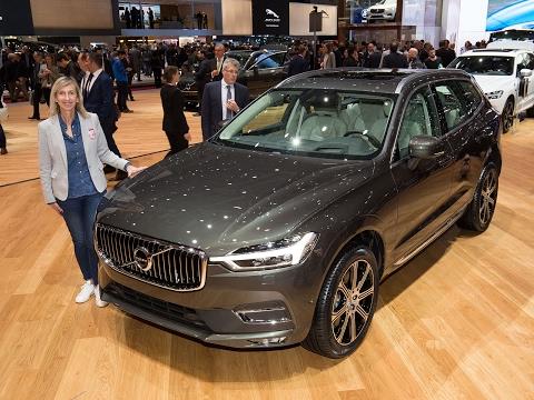 A Bord Du Volvo XC60 (2017)