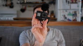 Our new vlogging setup for travel - GoPro Hero 7 Black Vlogging Review
