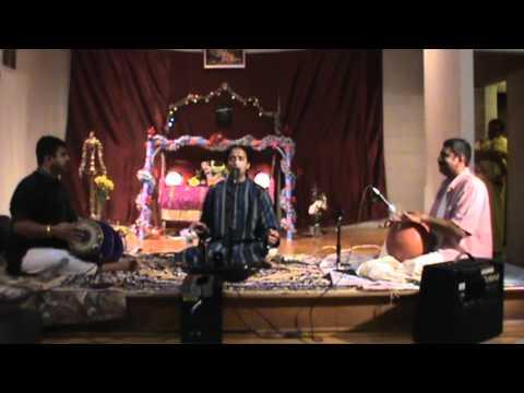 Vathapi Ganapathim (Hamsadhwani) - Vijay Ramanathan