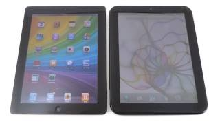 HP TouchPad vs Apple iPad 2