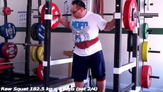 Francis Rousseau - Training 2014-09-29
