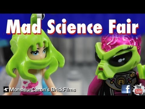 Mad Science Fair - THAC X - a LEGO movie by MonsieurCaron