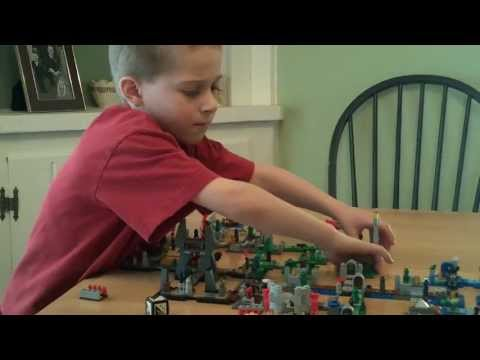 Lego Heroica review (including Ilrion)