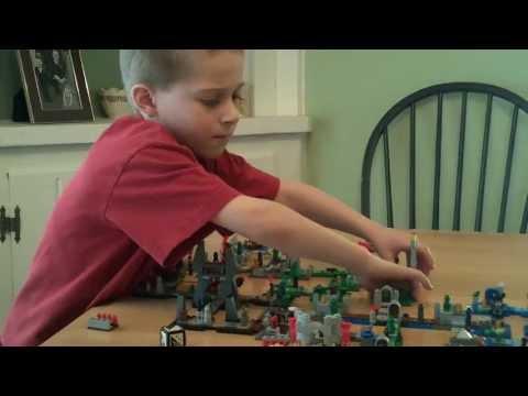 Lego Heroica review (including Ilrion)