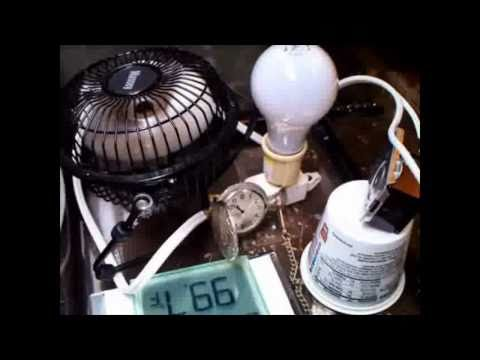 Homemade Incubator. Making a water heater thermostat work.