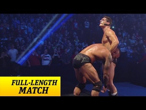 Full-length Match - Smackdown - Randy Orton Vs. Cody Rhodes - Street Fight video
