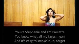 Best friend, right karaoke instrumental amy winehouse with lyrics on screen