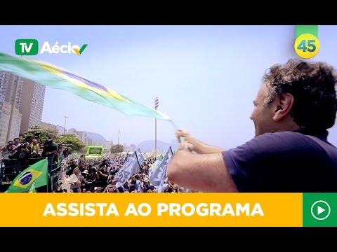 Veja o programa eleitoral de Aécio Neves (21/10/2014)
