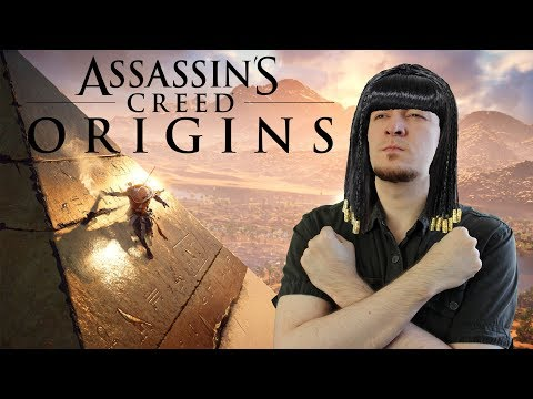 НЕУЖЕЛИ UBISOFT СМОГЛИ?? Обзор Assassin's Creed Origins.