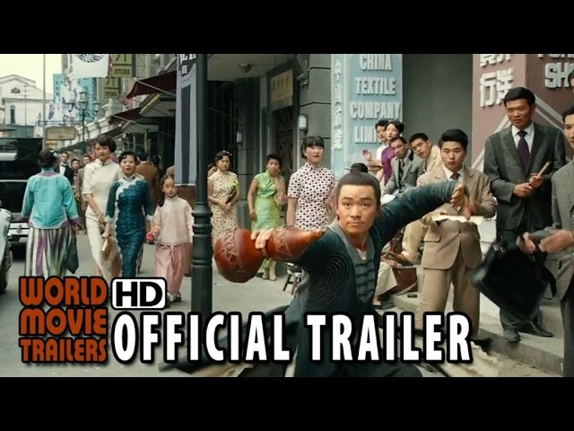 Monk Comes Down the Mountain Official Trailer (2015) - Marital Arts Action Movie HD