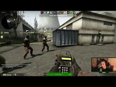 COUNTERSTRIKE STREAM - Aufwärmrunde «» Let's Play Counter-Strike: Global Offensive | Live-Mitschnitt