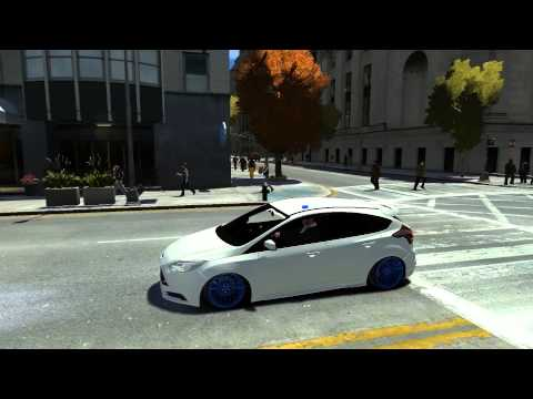 #135 Ford Focus BAC