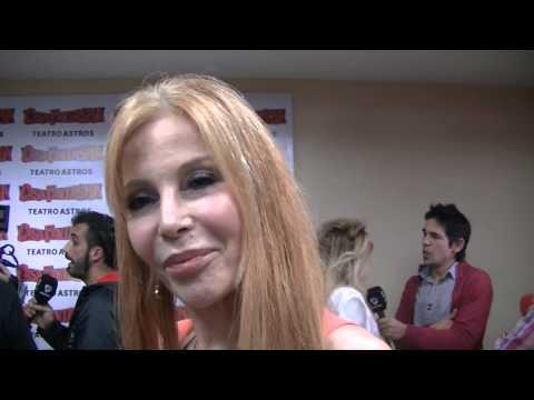 Graciela Alfano: Cuando Tinelli está soltero todas están al acecho... ¡es un candidatazo!