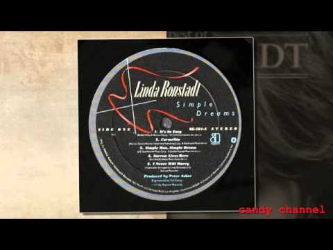 Linda Ronstadt - Simple Dreams  (Full Album)