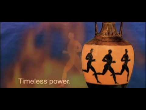 Sydney 2000 Olympic Games brand inspiration video