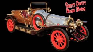 The Roses of Succes - Chitty Chitty Bang Bang Soundtrack