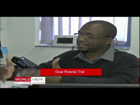 Worldview with yvonne Katsande - Oscar Pistorius trial Emmanuel Mavaranyika