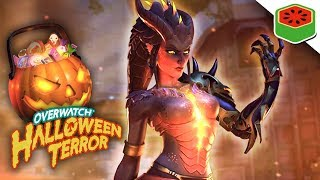 HALLOWEEN TERROR 2017! NEW LOOT BOXES AND GAMEPLAY!   Overwatch