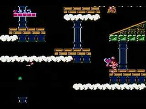 Kid Icarus Game Review (Nes/Wii)