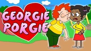 Georgie Porgie Story & Nursery Rhyme | Nursery Rhyme Time at Cool School