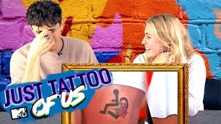 People React To The Most Emotional & Meaningful Tattoos | Just Tattoo Of Us 4