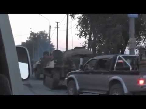 Ukrainian Army enters Avdeevku  Donetsk - Ukraine