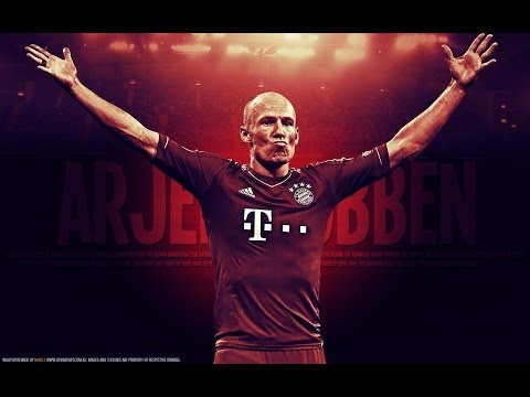Arjen Robben :: The Flying Dutchman :: HD