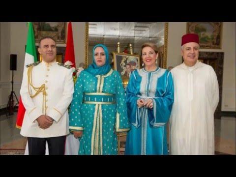 الطباخ هشام فارس يصرح : السفير حسن أبو أيوب يعامل المستخدمين بالسفارة كالعبيد وامصبتاه !!!