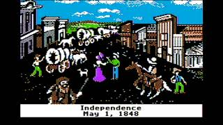 The Oregon Trail Game Capture