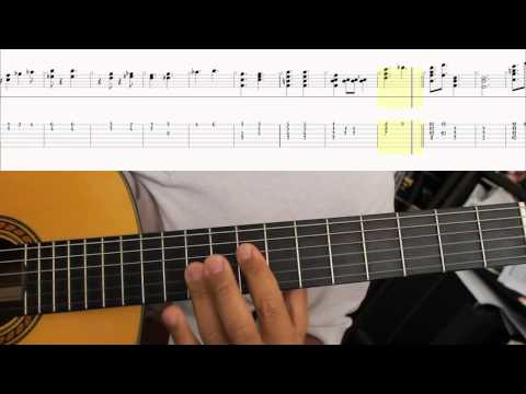 Lollipops and Roses - transcription of Ed Bickert's chord voicing