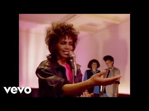 Whitney Houston - You Give Good Love