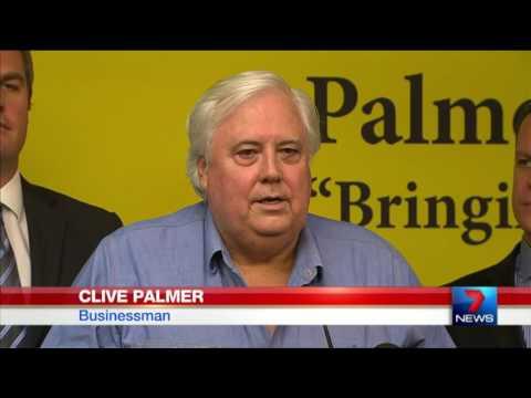 Clive Palmer QNI