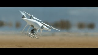DJI - Phantom 4 - The Thrill Of Speed