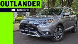 Mitsubishi OUTLANDER 2019   Interesante garantía y financiamiento, ¿en qué más destaca?   Motoren Mx