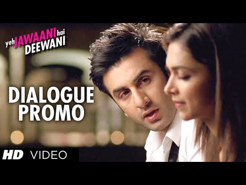 Yeh Sab Tumhe Filmy Lag Raha Hai Baby Doll  Dialogue Promo  Yeh Jawaani Hai Deewani