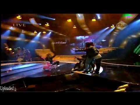 """HUDSON & Funky Papua """"Marilah Kemari"""" Pre-FINAL Indonesia Mencari Bakat 11 July 2010"""
