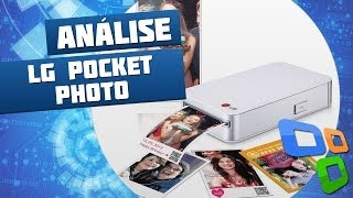 LG Pocket Photo - Impressora Portátil [Análise de Produto] - Tecmundo