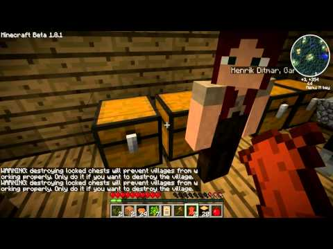 Minecraft Technic Pack - Minecraft Let's Play 1 With Technic Pack