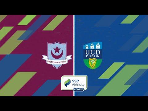 First Division GW3: Drogheda United 5-1 UCD AFC