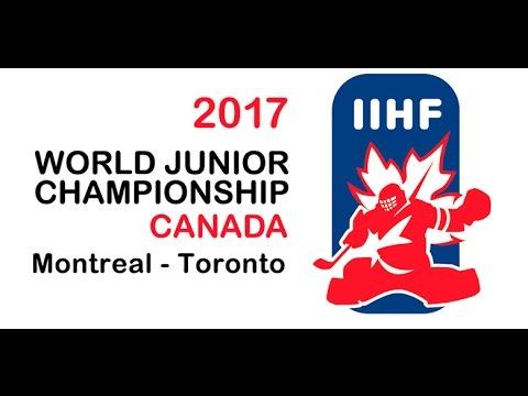 Молодежный чемпионат мира 2017 (U-20), Полуфинал 1: США - Россия