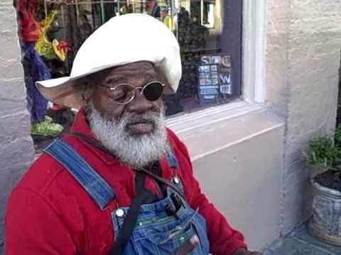 Grandpa Elliot Sings If I were a Rich Man in New Orleans Music Videos