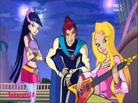 Winx Club Musa And Riven Heart Of Stone *request* video